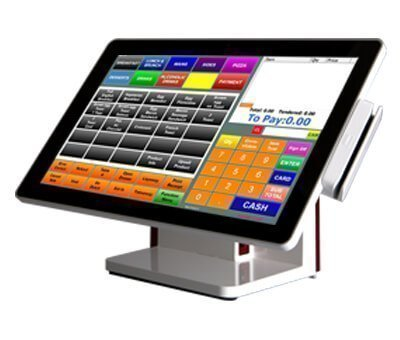 LollyPro epos with cash drawer