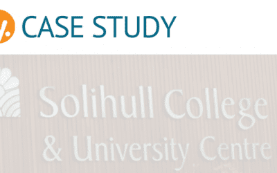 Solihull College & University Centre – Case Study