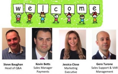 Lolly Welcomes New Starters