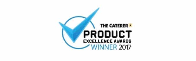 The Caterer Product Excellence Awards Winner 2017