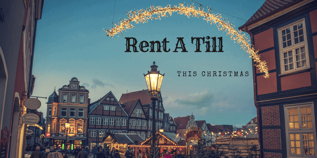 Rent a till this christmas with Lolly
