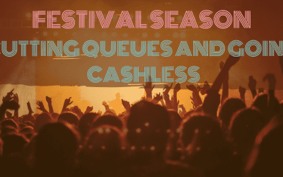 Festival Season: Cutting Queues and Going Cashless