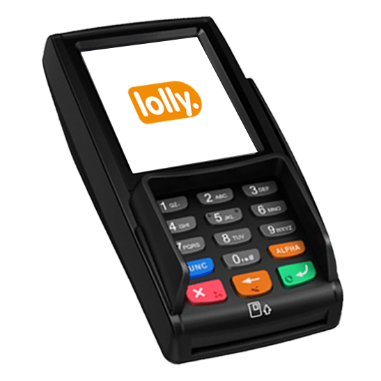 Card Machines | Its Lolly