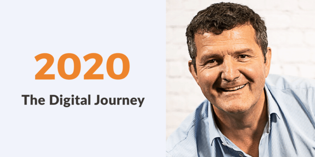 2020 : The Digital Journey in Hospitality Technology