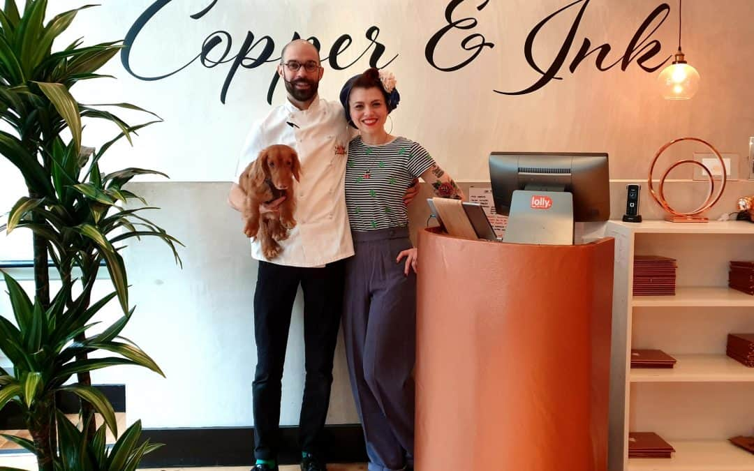 Lolly Supports Copper&Ink in its Mission to Create Home Away from Home